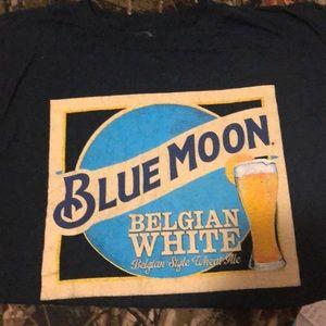 Blue Moon Beer t-shirt
